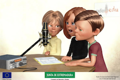 logo radio edu