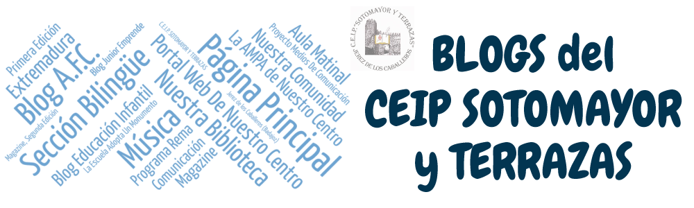 blogosfera CEIP Sotomayor