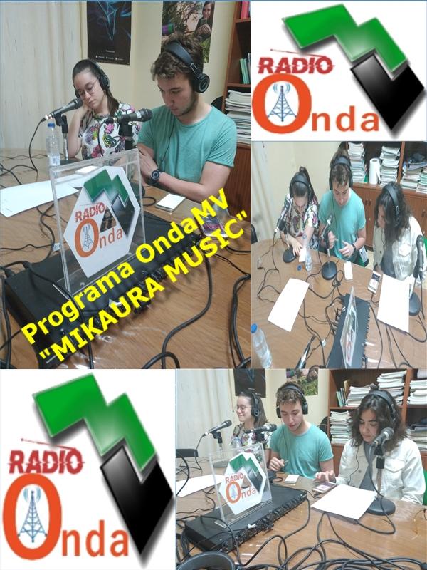 14 Programa Mikaura Music